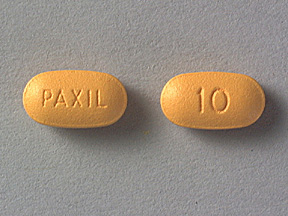 Best Paxil 10 mg Prices