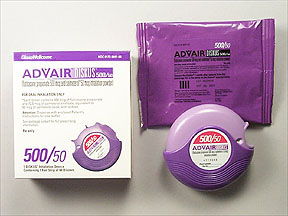 is advair safe for copd
